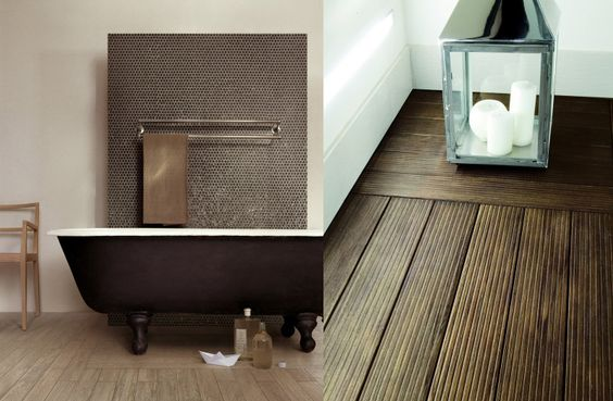Surface Tiles Timber Porcelain  -  www.woonmodetrends.nl