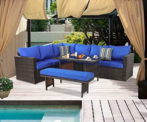 Sectional Patio Furniture Under 500