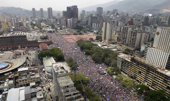 07/04/13 Cierre de campaña en Caracas