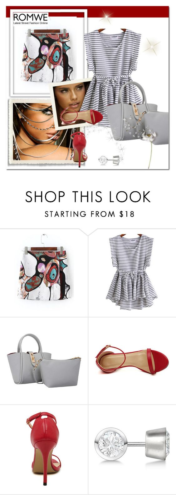"""romwe 8."" by igor89 ❤ liked on Polyvore featuring Versace and romwe"