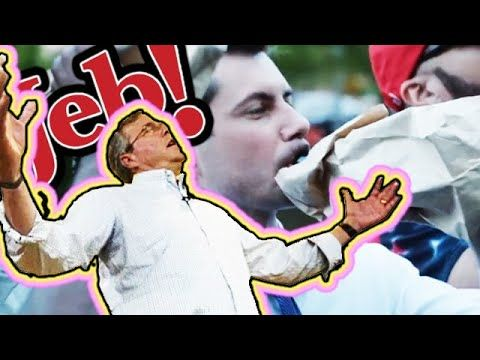 Jeb Bush Ends Pete Buttigieg S Career In 2020 John Ward Pro Trump Memes Kiss Of Death