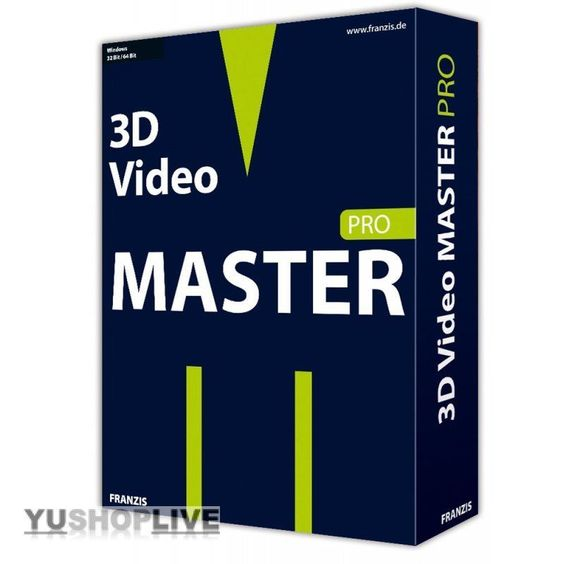 3D Video Master Pro - NEU & OVP