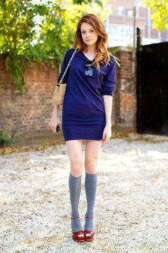 London Fashion Week Street Chic