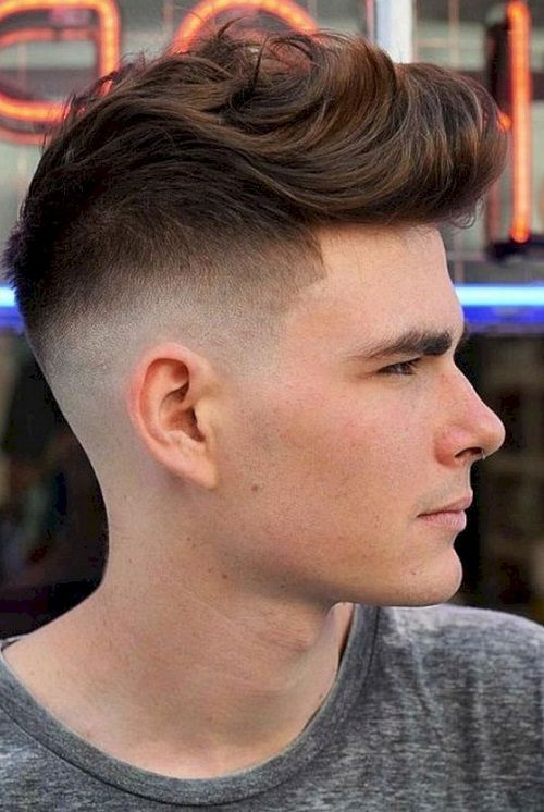 16 New Hairstyles For Men 2018 2019 Hot Hair Styles Men Haircut