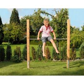 Einfach Turnreck Reckstange Fur Ihre Kinder Im Garten Reckstange Garten Reckstange Turnstange