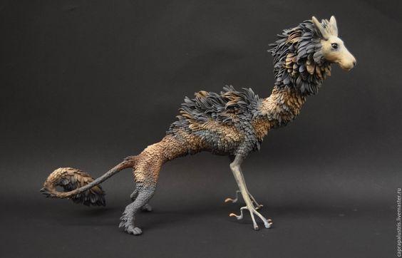Купить Чёрный зверь II - животное, зверь, сказка, сказочный персонаж, сказочное…