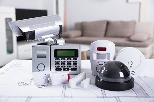 Digital Surveillance Provide Access Control Wireless Alarm