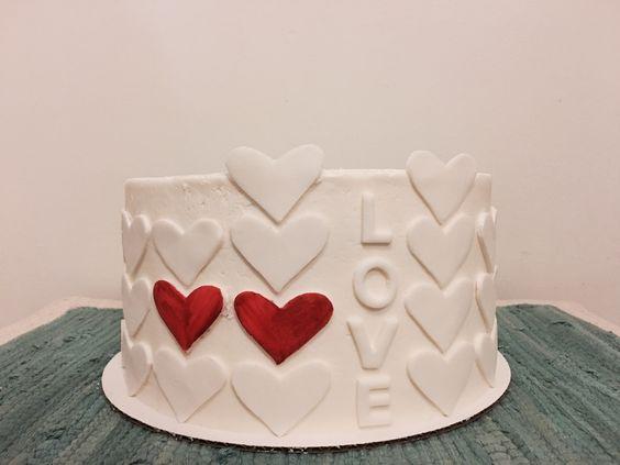 Love/Heart Cake