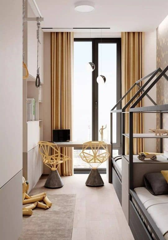 Learn More About Elements Of Interior Design To Achieve Harmony In 2020 Kids Bedroom Decor Bedroom Interior Kid Room Decor