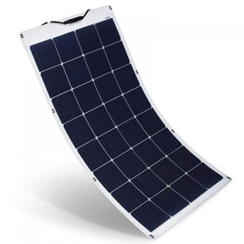 Suaoki 100w Solar Panel Charger For 119 99 At Amazon Solar Panel Charger Solar Panels Flexible Solar Panels