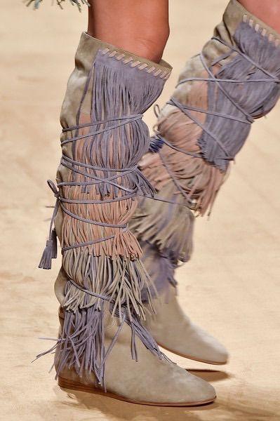 ➳➳➳☮ American Hippie Bohemian Boho Feathers Gypsy Spirit Style ~ Boots