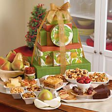 Tower of Treats® Gift Grand Deluxe - Harry & David, $129.95