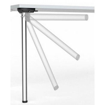 35 Tall Heavy Duty Single Folding Table Leg Folding Table Legs Table Legs Metal Folding Table