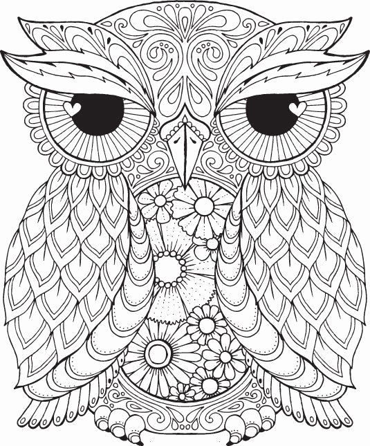 Scary Animal Coloring Pages Awesome Coloring Pages Pdf Milano Danapardaz In 2020 Owl Coloring Pages Animal Coloring Pages Mandala Coloring Pages