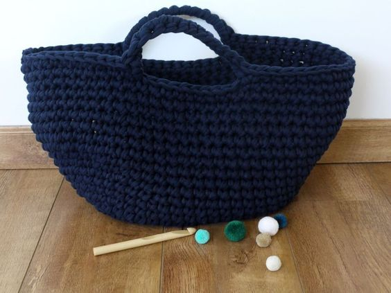 Crochet Bag - Tutorial: