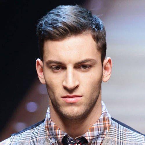 Astounding Classic Mens Haircut Men Hair And Men39S Haircuts On Pinterest Short Hairstyles Gunalazisus