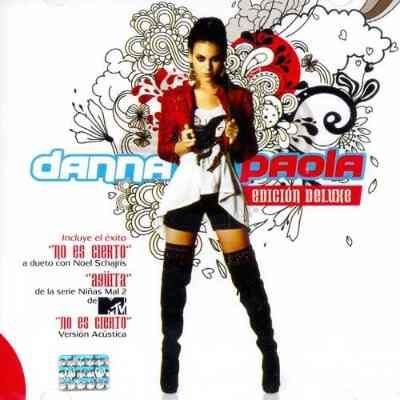 Danna Paola Edicion Deluxe / Cd Con 14 Canciones - $ 180.00 en MercadoLibre