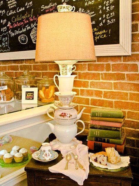 Tea Lamp DIY