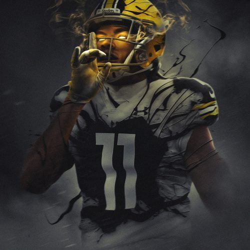 Ben Roethlisberger Mike Tomlin Juju Smith Schuster James Conner Joe Haden Tj Watt Pit Pittsburgh Steelers Wallpaper Pittsburgh Steelers Football Steelers