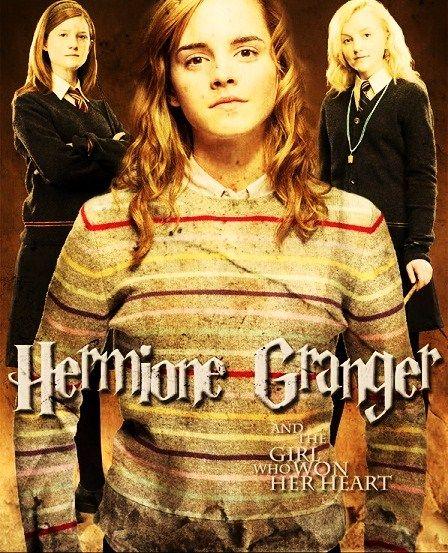 Hermione, Ginny & Luna
