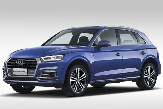 Audi Q5l 45 Tfsi Quattro S Line China 2018 Pr