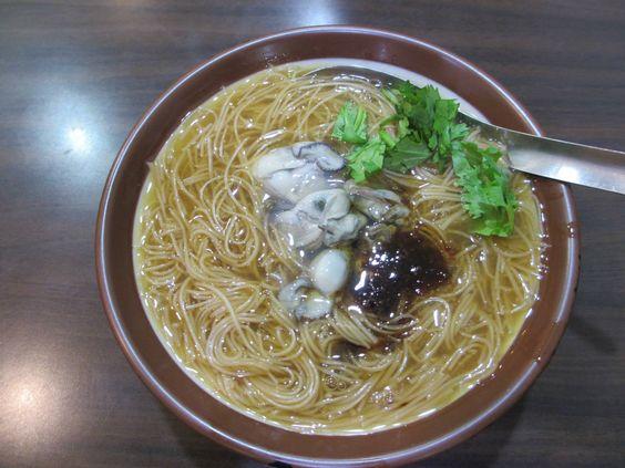 Misua soup