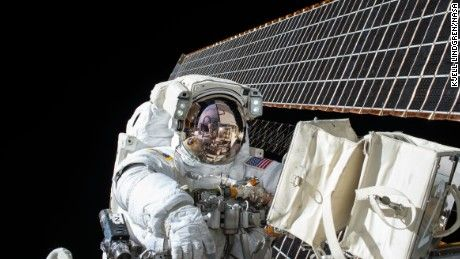 Astronaut Scott Kelly is preparing to return to Earth on Tuesday after spending an unprecedented year on the International Space Station.