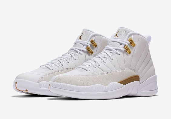 The Air Jordan 12 OVO White Will Release Through A Nike SNKRS Drawing