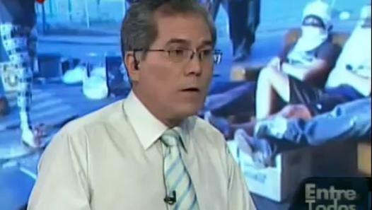(Vídeo) Entre Todos con Luis Guillermo García del día 09.04.2014 (2/2)