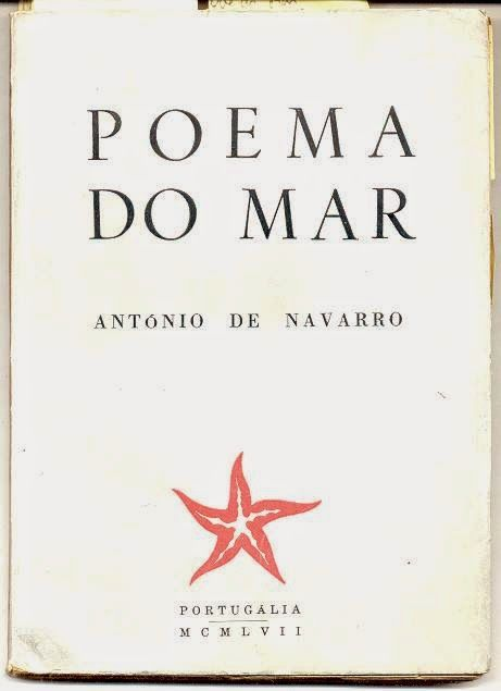Antonio de Navarro: Poema do mar.