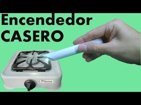 Como Hacer Un Encendedor Electrico Casero Youtube Encendedor