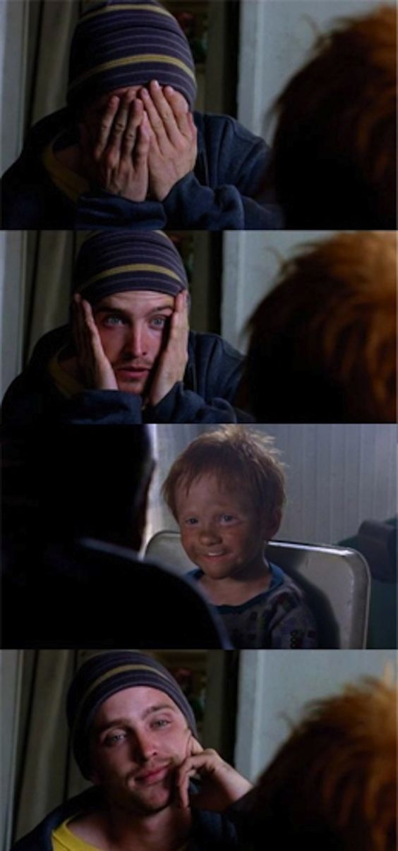 The moment everyone fell in love with Jessie Pinkman <3 (finally getting around to finishing the show yayayaya)
