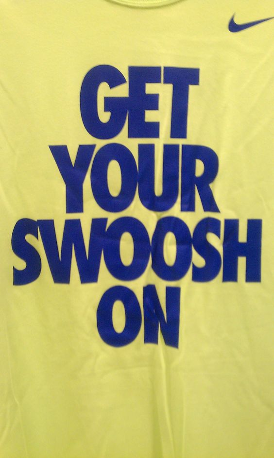 Swooshin'