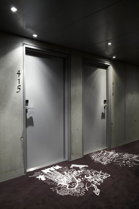 Mama shelter lyon picture gallery doors pinterest for Boutique hotel lyon