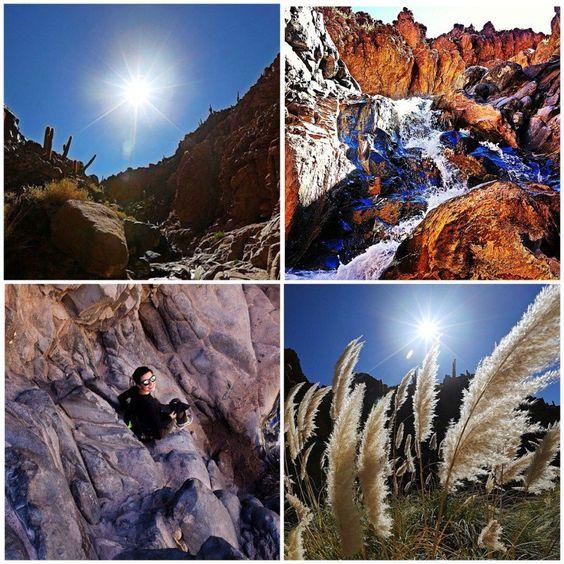 De volta a programação normal, ainda tenho muitos posts sobre o Atacama!!! Guatin a Punta del Inca – caminhada de umas 3 horas. Passa por enormes cactos, riachos com cachoeiras e termina no topo de uma montanha com vista panorâmica de todo o vale. Pelo caminho… Passeio por uma vila a caminho do Salar de …