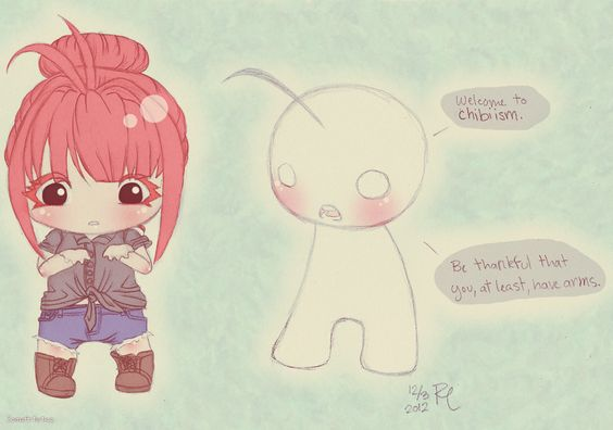 Chibiism by zoe