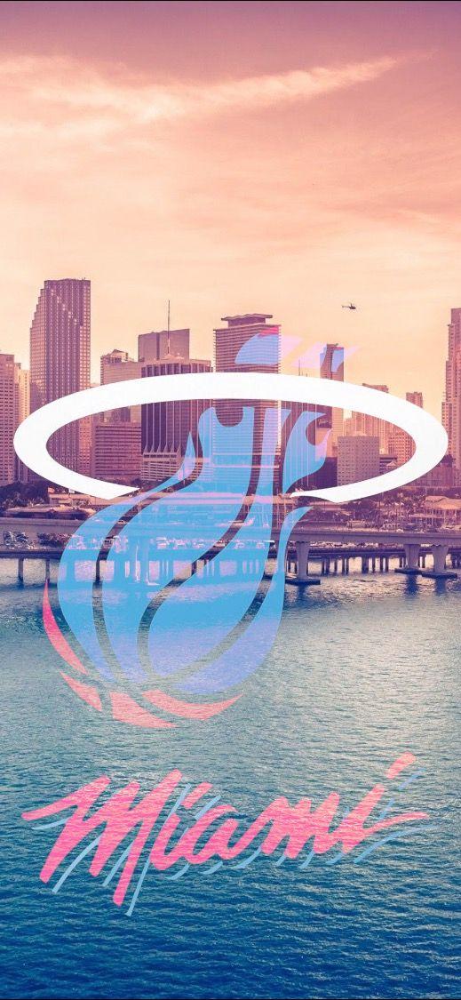 Miami Heat Wallpaper Nba Miami Heat Miami Heat Basketball Miami Heat