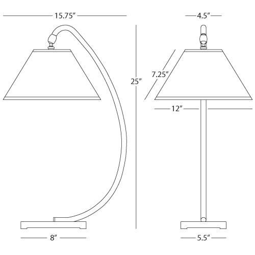 Curtis Table Lampdefault Title Table Lamp Lamp Robert Abbey