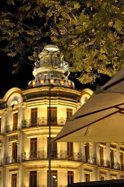 Edificio de las Mariposas (Almeria)  por Jose Antonio Kesada