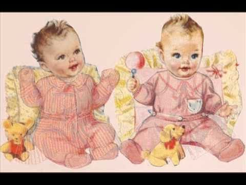 Louise Rumely. Baby First Year 1945
