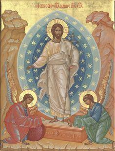 икона воскресения христова — Рамблер-Поиск
