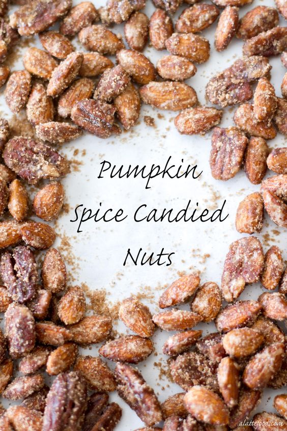 Pumpkin pie spice, Candied nuts and Spices on Pinterest