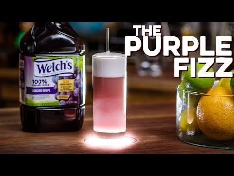 Can You Get Drunk Off Kombucha Welch S Purple Fizz How To Drink Youtube Fizz Welchs Yummy Drinks