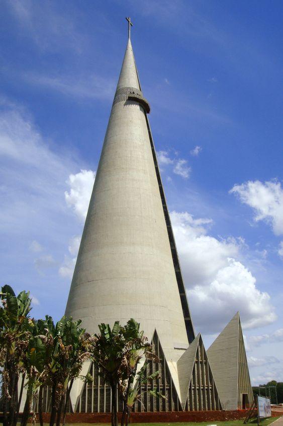 Les églises les plus insolites, Parana, Brésil