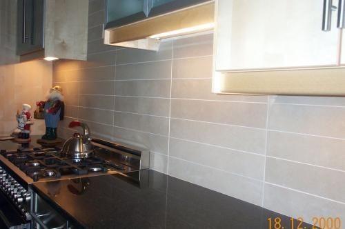 Stacked Tile Backsplash Image Collections Modern Flooring Pattern