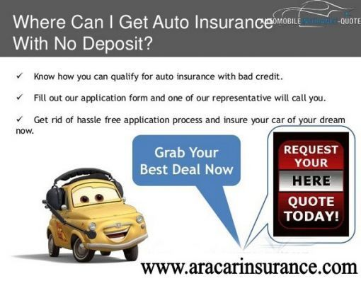 6 Small But Important Things To Observe In Auto Insurance Quotes
