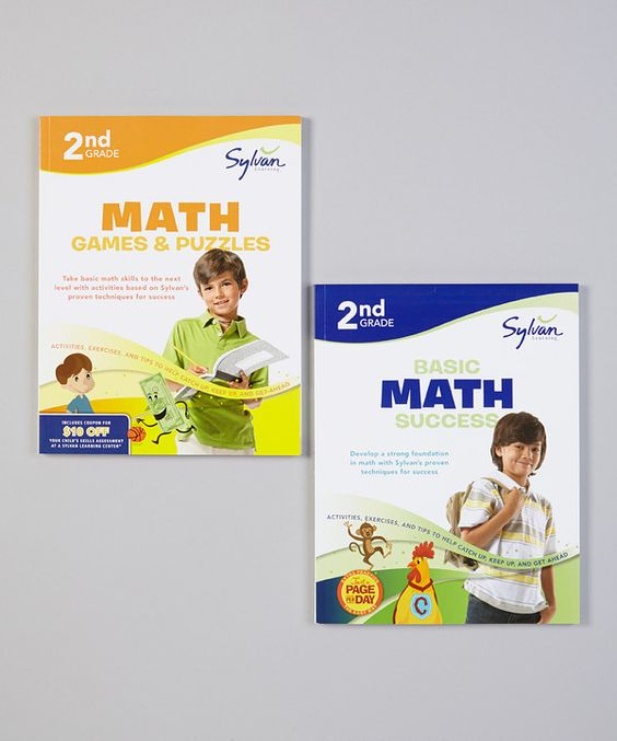 Take a look at this 2nd Grade Math Paperback Set on zulily today!