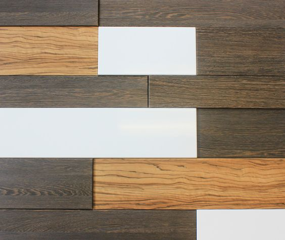 32 Good Ideas And Pictures Of Modern Bathroom Tiles Texture: Piastra - Modern Twist On Reclaimed Wood - Textured Walls