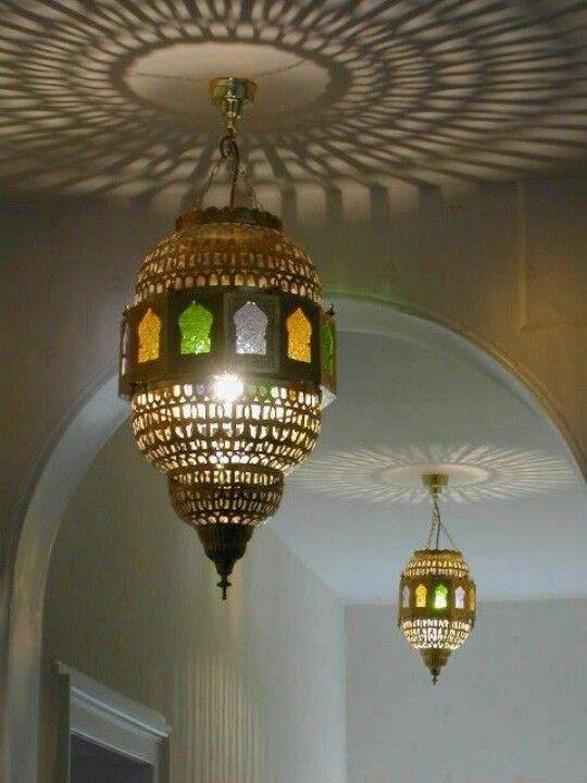 islamic lighting design british lighting designers