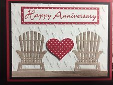 Stampin Up Card Ebay Anniversary Cards Handmade Stampin Up Valentine Cards Cards Handmade